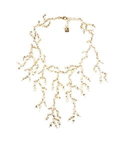 ROSANTICA BY MICHELA PANERO | Fata Pearl-Embellished Necklace