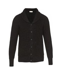 ESK | Ronald Ribbed-Knit Wool Cardigan