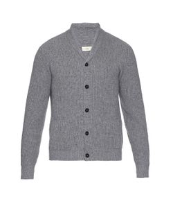 ESK | Hector Ribbed-Knit Cashmere Cardigan