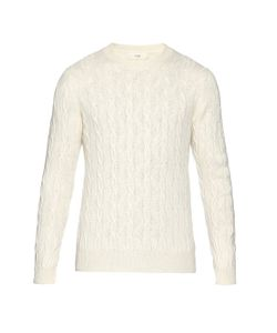 ESK | Don Cable-Knit Cashmere Sweater