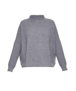 ESK | June Ribbed Cashmere-Knit Sweater