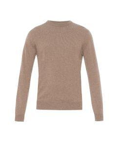 ESK | Jute V-Neck Cashmere Sweater