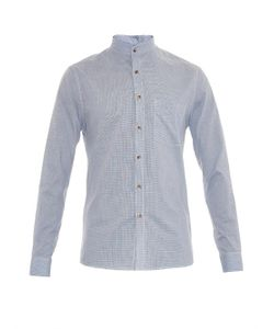ORLEY | Gingham Washed-Cotton Shirt