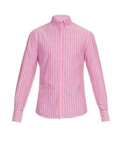 Michael Bastian | Striped Cotton Shirt