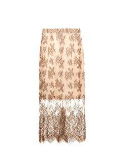 Freda   Lace Pencil Skirt
