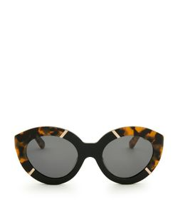 KAREN WALKER EYEWEAR | Flowerpatch Sunglasses