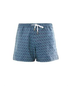 MAKE YOUR ODYSSEY | Fish Hook Swim Shorts