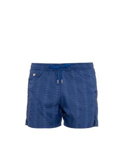 MAKE YOUR ODYSSEY | Lido 1 Octopus-Jacquard Swim Shorts