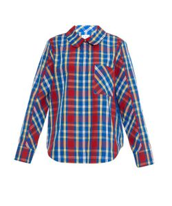 TRADEMARK | Pakip Plaid Cotton Shirt