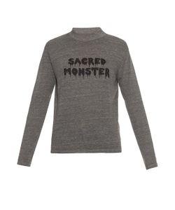 Alexa Chung for AG | The Sacred Monster-Print T-Shirt