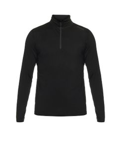 MOVER | Long-Sleeved Merino-Wool Jersey Ski Top