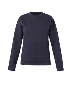 Freda | Structured-Sleeve Sweatshirt