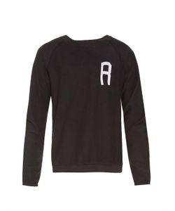 Rxmance | Printed Jersey Sweatshirt