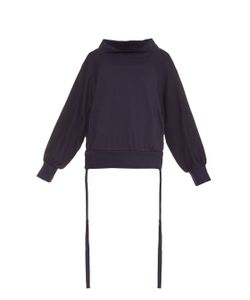 YOHJI YAMAMOTO REGULATION | Oversized Long-Sleeved Sweater