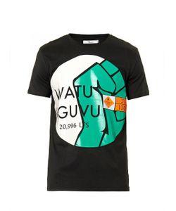 Agi & Sam | Watu Nguvu-Print T-Shirt
