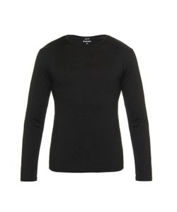 MOVER | Long-Sleeved Merino Wool-Jersey Ski Base-Layer Top