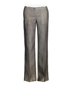 CÉLINE SUNGLASSES | Silk-Layer Cady Trousers