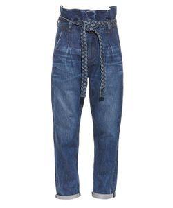 TORTOISE JEANS | Morenia Super High-Rise Girlfriend Jeans