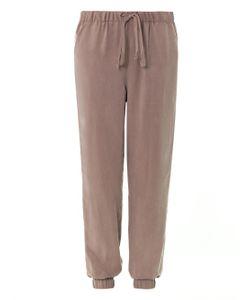Freda | Carly Soft-Cupro Sweatpants