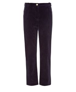 TRADEMARK | Cropped Corduroy Trousers