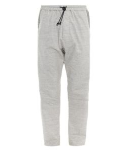 THADDEUS O'NEIL | Contrast Cotton Track Pants
