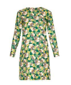 LA DOUBLEJ EDITIONS | Ninfea Long-Sleeved Silk Mini Dress