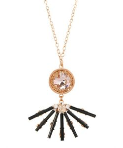 VICKISARGE | Cosmos Crystal Gold-Plated Necklace