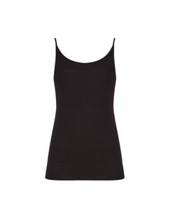 ATM | Scoop-Neck Ribbed-Jersey Cami