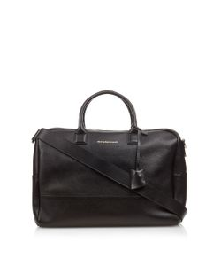 Want Les Essentiels De La Vie   Douglas Leather Holdall Bag