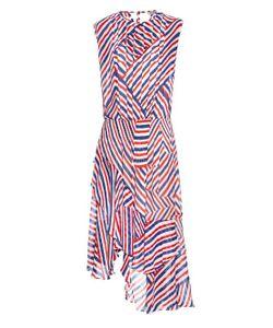 Preen Line   Airmail Georgette Midi Dress