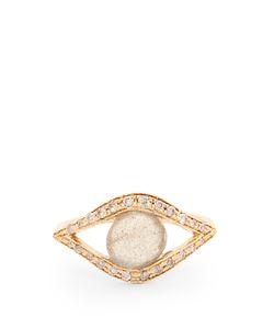 JACQUIE AICHE   Diamond Labradorite Ring