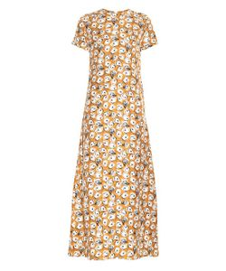 LA DOUBLEJ EDITIONS | Pescilini Silk Maxi Dress