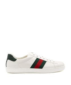 Gucci | Ace Low-Top Leather Trainers
