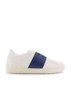 Valentino | Open Low-Top Leather Trainers