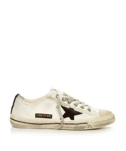 Golden Goose | V-Star Low-Top Cord Trainers