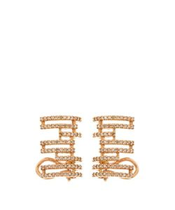 MAURIZIO PINTALDI | Diamond Rose-Gold Earrings