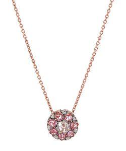SELIM MOUZANNAR | Diamond Sapphire Pink-Gold Beirut Necklace