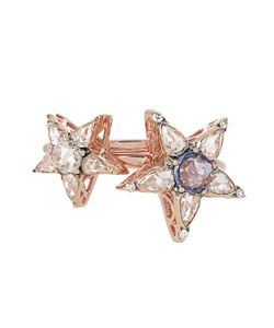 SELIM MOUZANNAR | Diamond Sapphire Pink-Gold Istanbul Rings