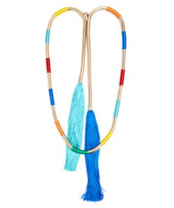 ROSANTICA BY MICHELA PANERO | Isabel Double-Tassel Necklace