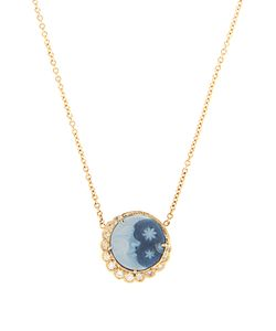 JACQUIE AICHE | Diamond Agate Necklace