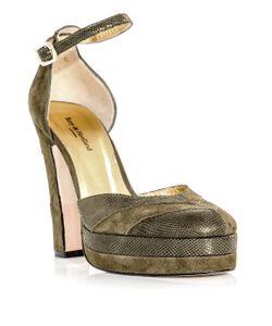 TERRY DE HAVILAND | Diversion High-Heel Shoes