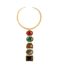 Sylvia Toledano | Torque Plated Necklace