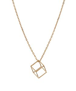 Noor Fares | Cube Necklace