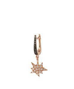 Diane Kordas | Diamond Rose Explosion Earring