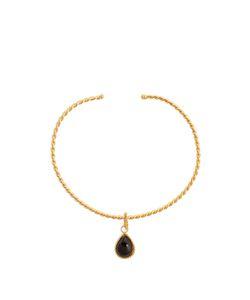 Sylvia Toledano   Torque Plated Necklace