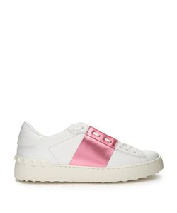 Valentino | Colour-Block Low-Top Leather Trainers