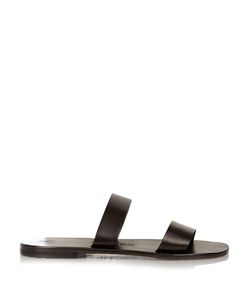 ÁLVARO | Alex Leather Sandals