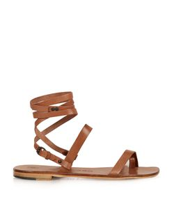 ÁLVARO | Arno Leather Sandals