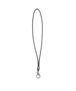 Bottega Veneta | Intrecciato Leather Long Knot Key Ring