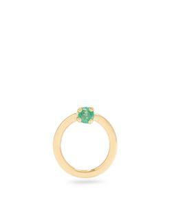 LOREN STEWART | Emerald Earrings
